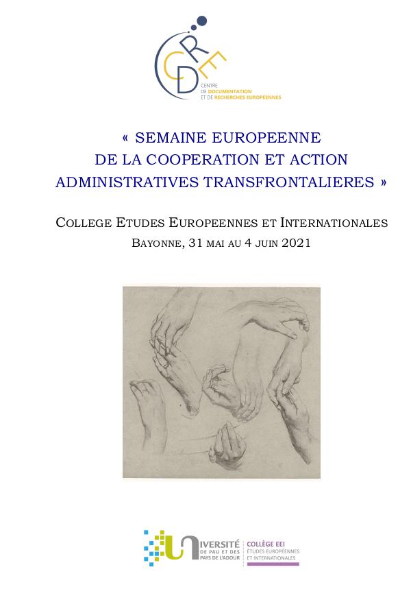 Semaine européenne de la coopération et de l'action administratives transfrontalières